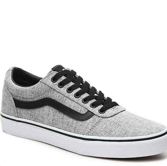 sneakers ward vans
